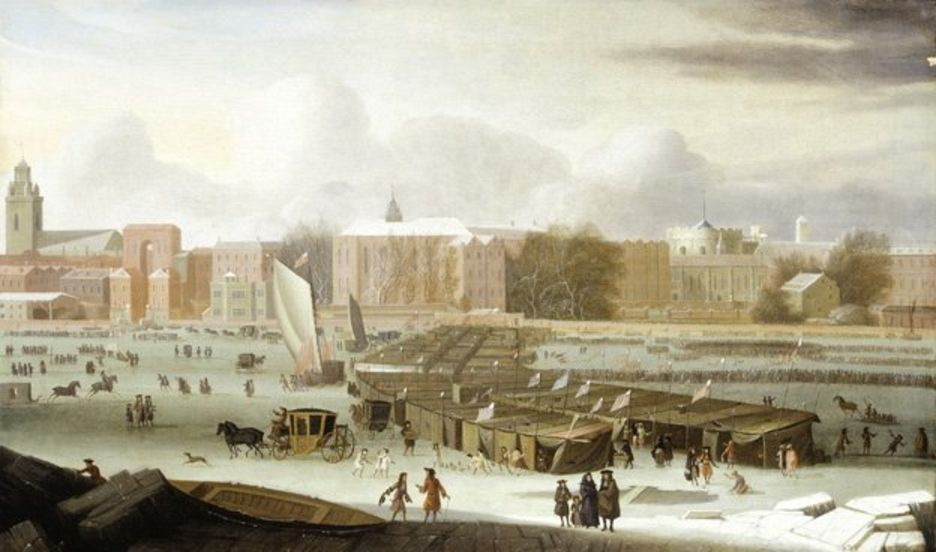 Frost Fair of 1684