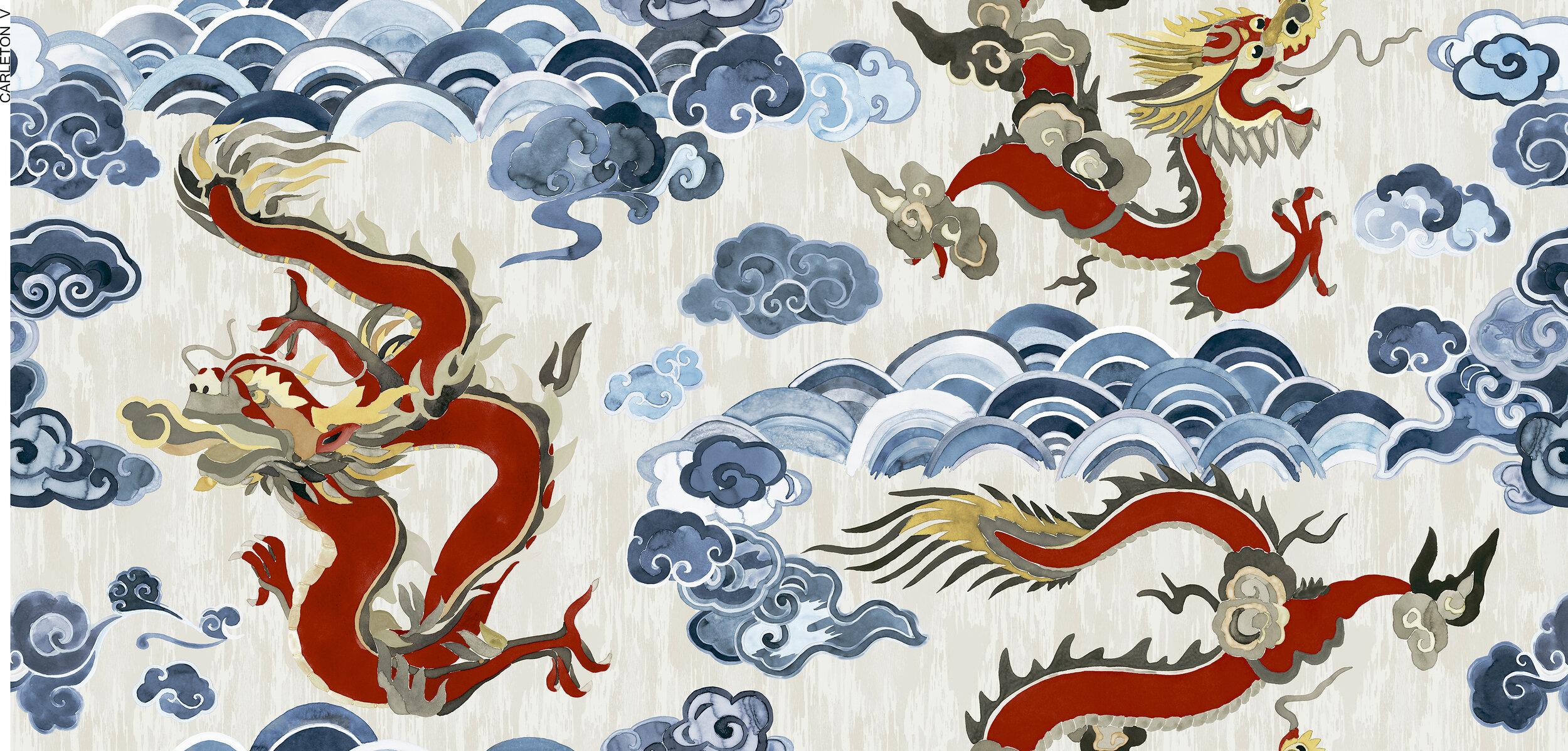 Red Dragon Indigo