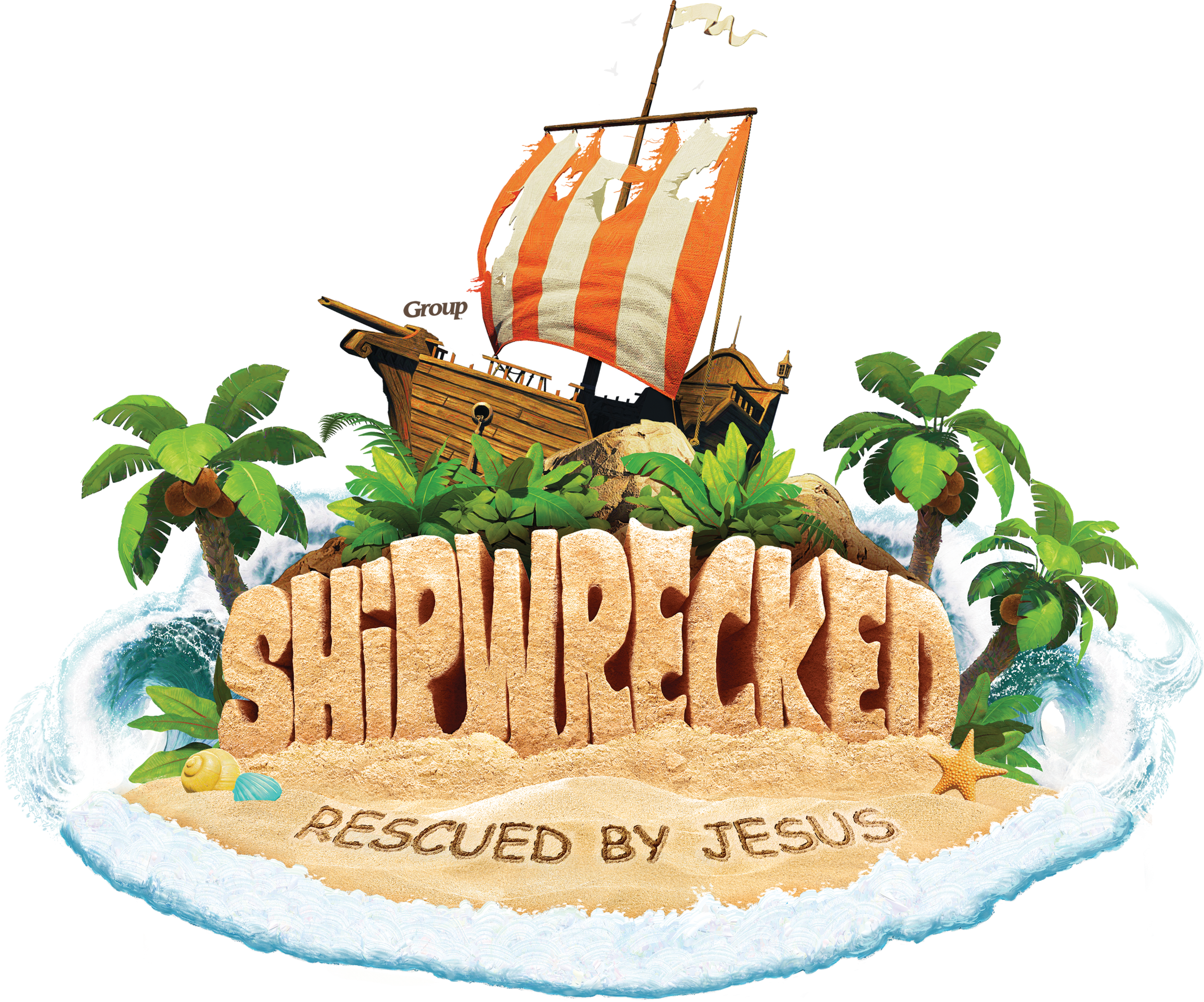 Register for Shipwrecked VBS at Silvertown Baptist Church TODAY because it's going to be a boat load of fun!