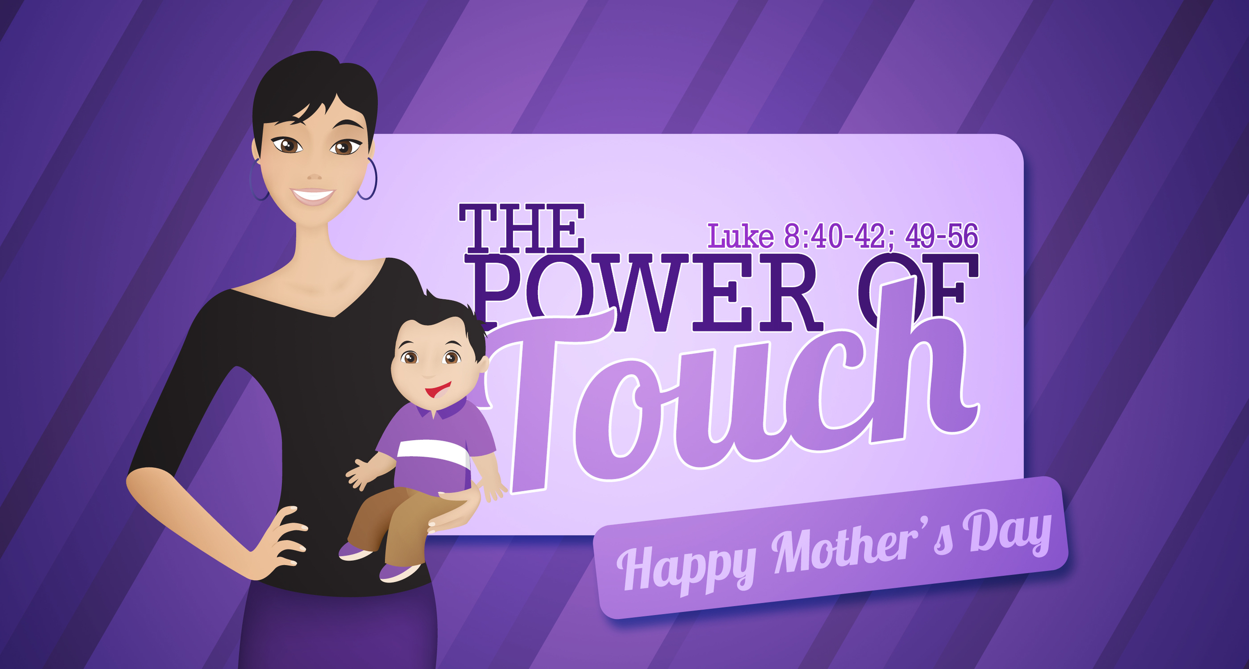 May 11 - Mother's Day
