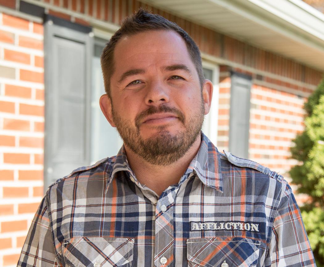 Reuben Scheeringa,  Pastor of Student Ministries