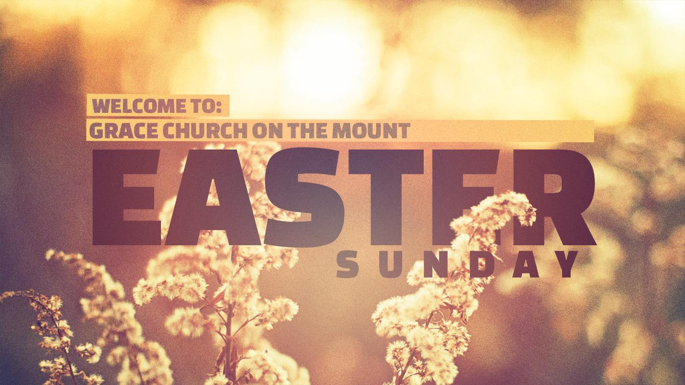 April 5 - Easter