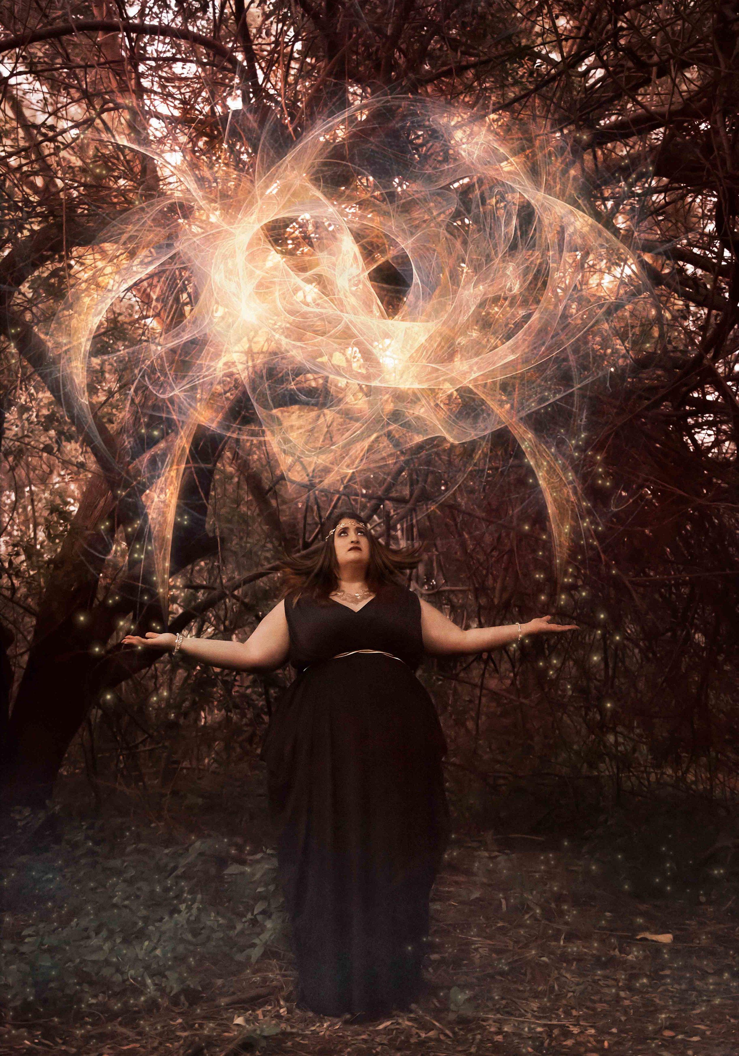 goddess healing energy