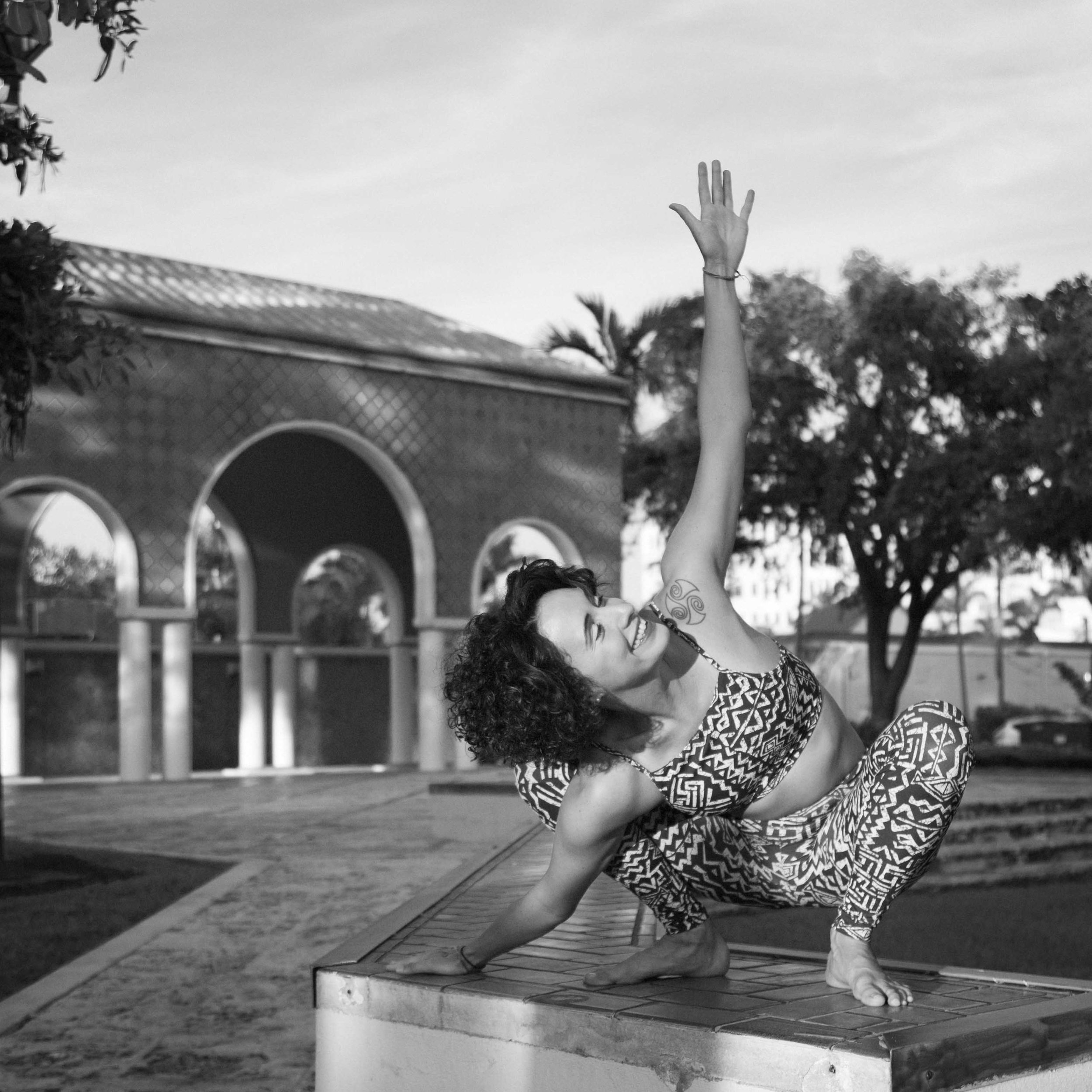 boca raton yoga photographer