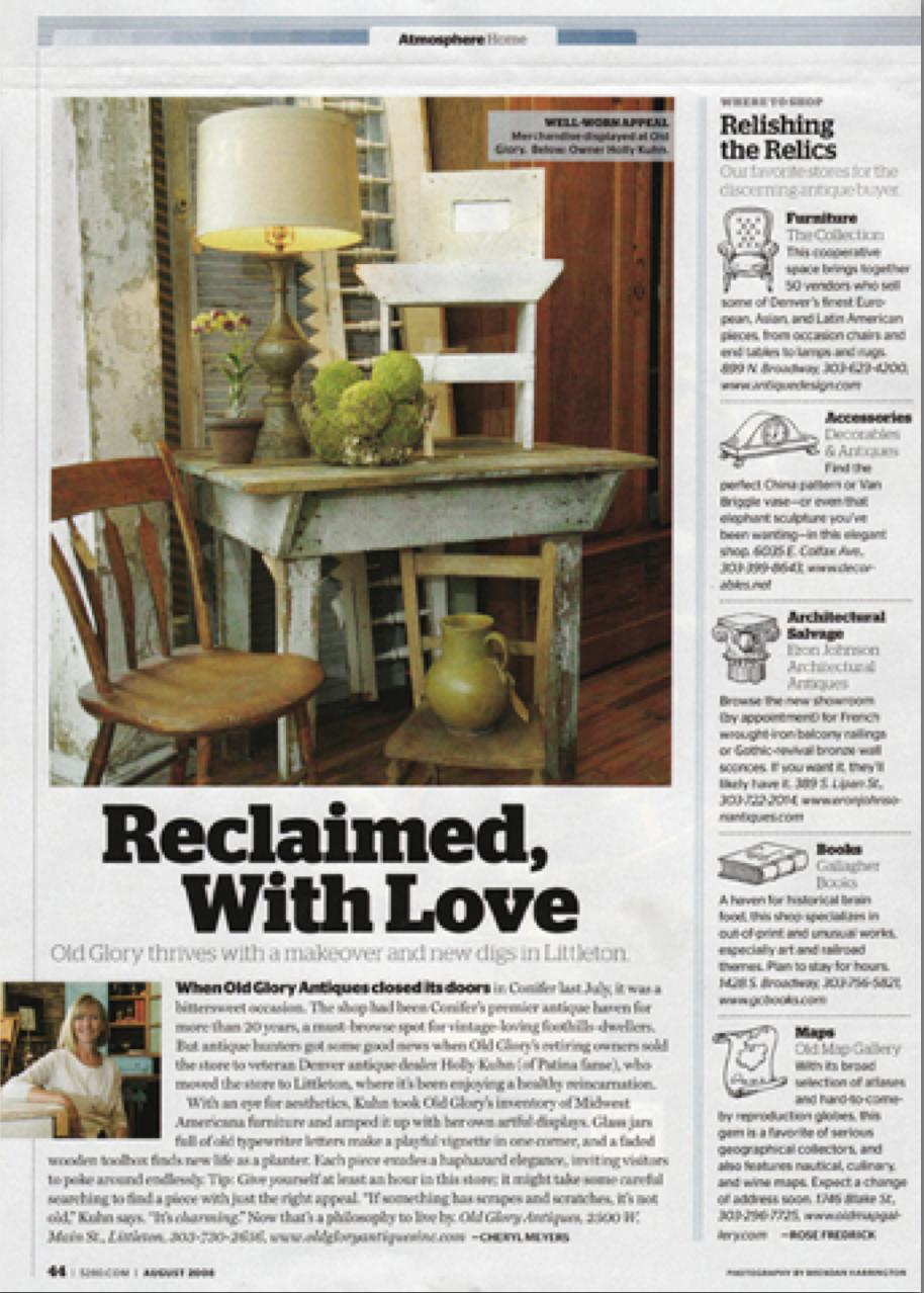 August 2008, 5280 Magazine