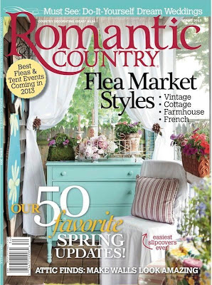 Spring 2013, Romantic Country
