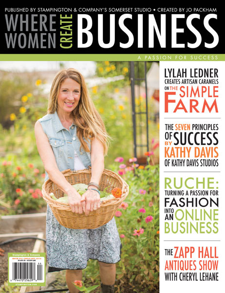 Winter 2014, Where Women Create Business