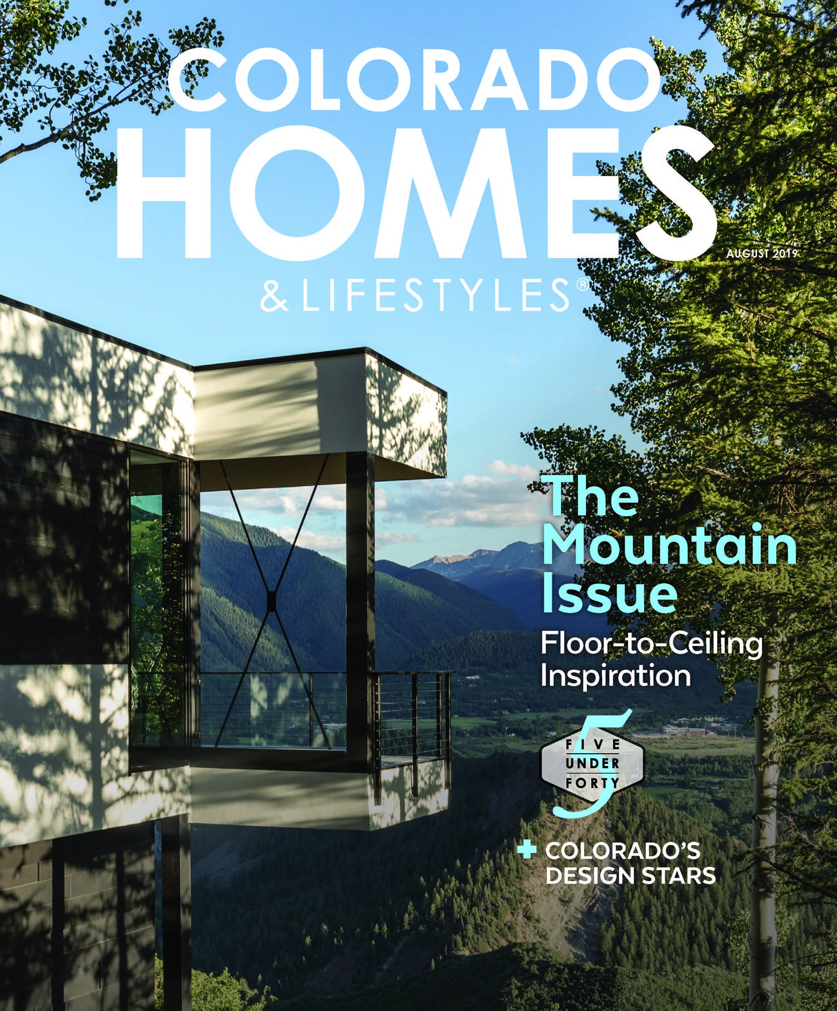COLORADO HOMES & LIFESTYLES, August 2019: Trade Secrets feature