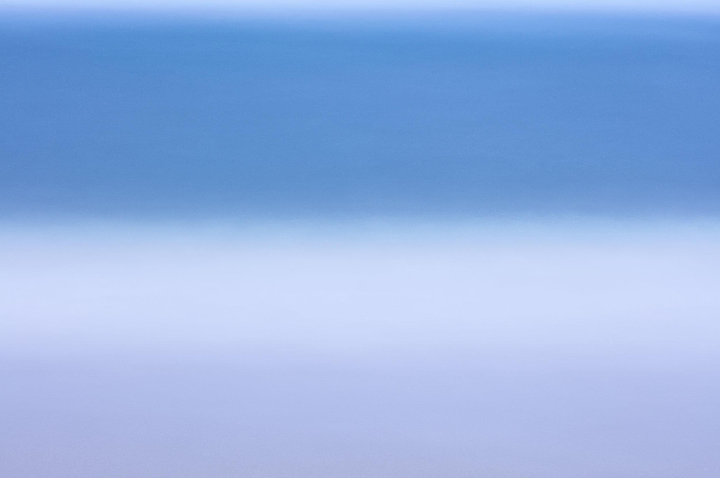 Ben Fink Shapiro,  Sunrise Beach 1 , 40 x 57 in.
