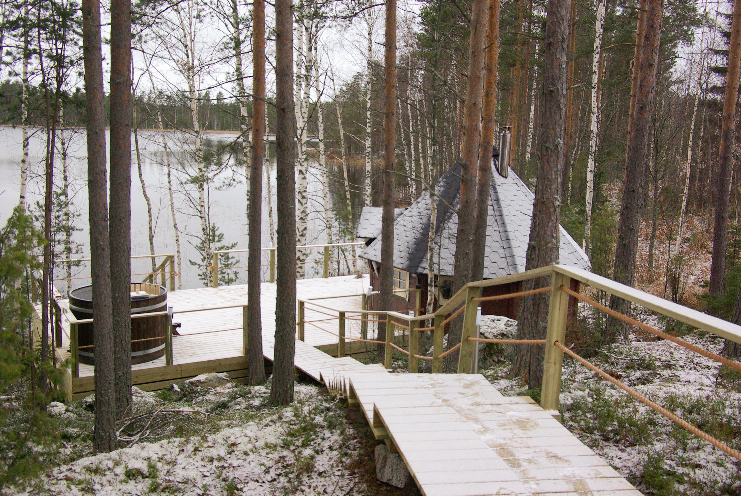 Дом в Финляндии. Недвижимость в Финляндии. Отзывы.