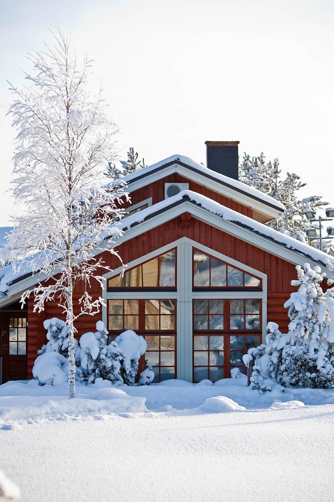 Дом Хонка Рухтинас, Финляндия