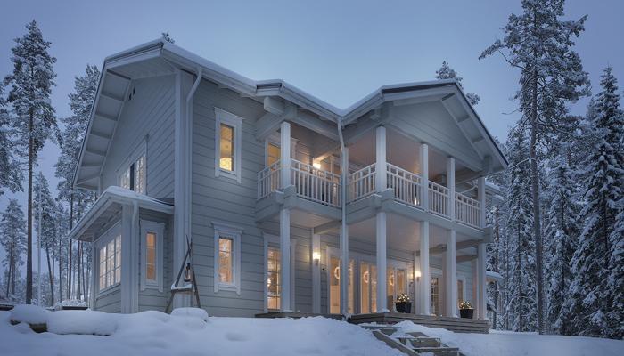 Дом Хонка, Финляндия