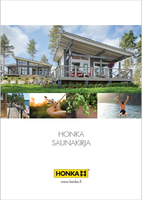 Saunakirja 2015   Сауны и дачи Хонка для строительства в Финлнядии  44 стр., 10Мб