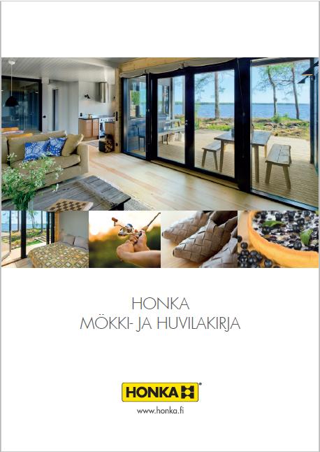 Mökki- ja huvilakirja 2015   Загородные дома и виллы Хонка для строительства в Финляндии  88 стр., 22Mb