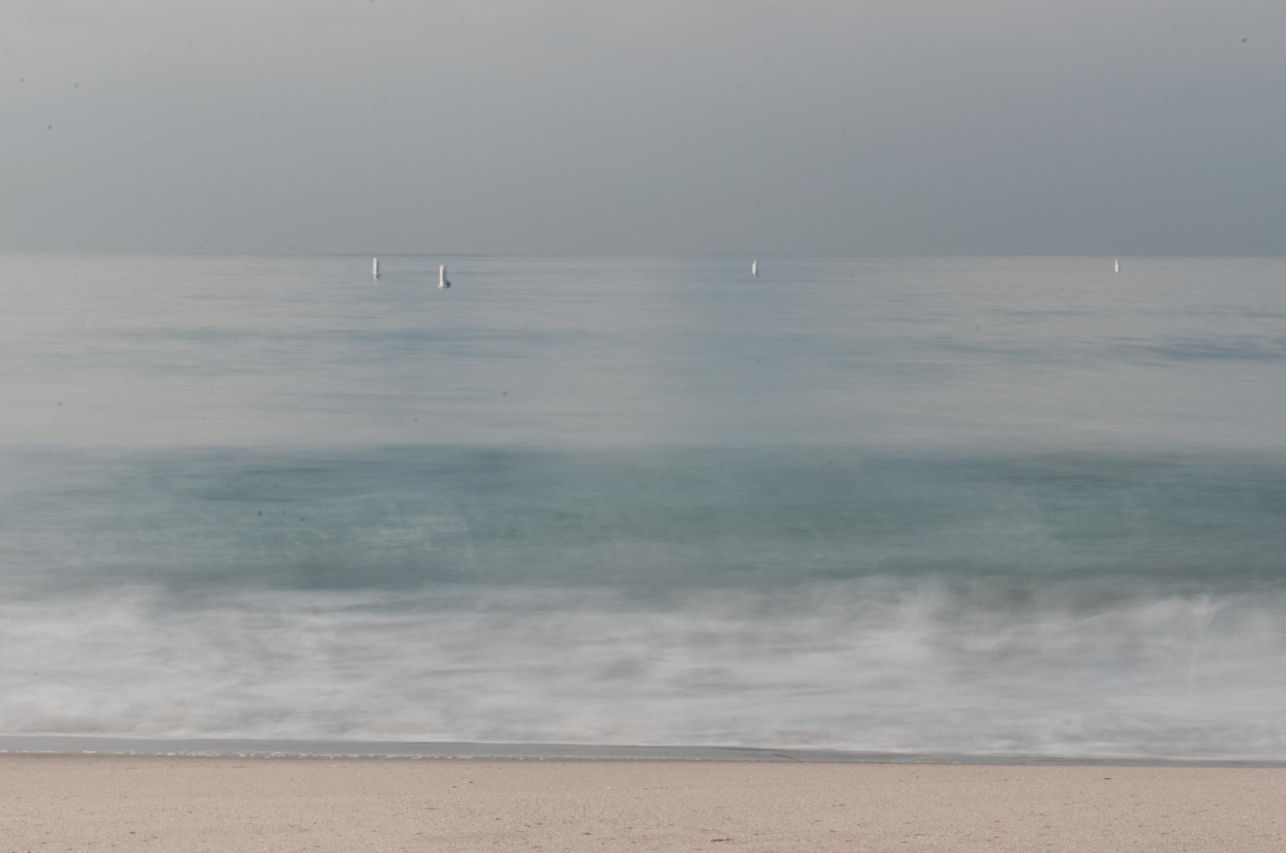 seascapes in Santa monica by Amy Kanka Valadarsky