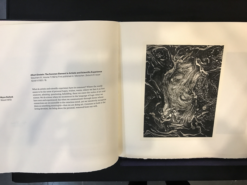 From Wynn Bullock artist book
