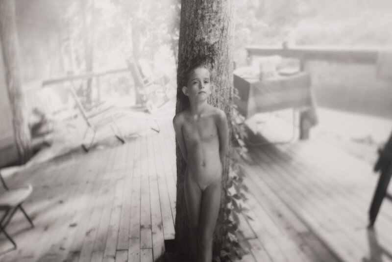 The one and only - Sally Mann - from her retrospective exhibition at Jeux de Paume