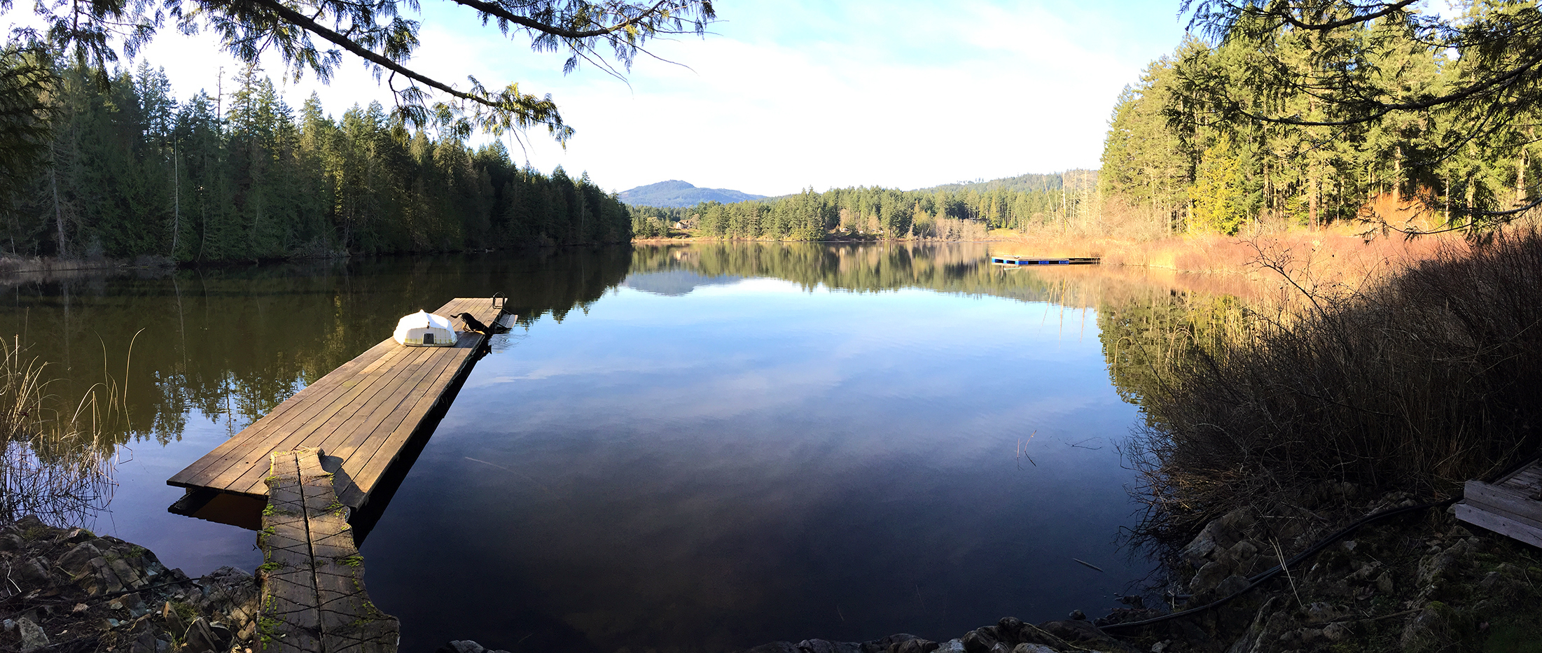 Weston Lake. Where in winter, a beautiful stillness brings peace, and in summer, lazy lakeside memories are made. A truly special place to be enjoyed for many generations to come.