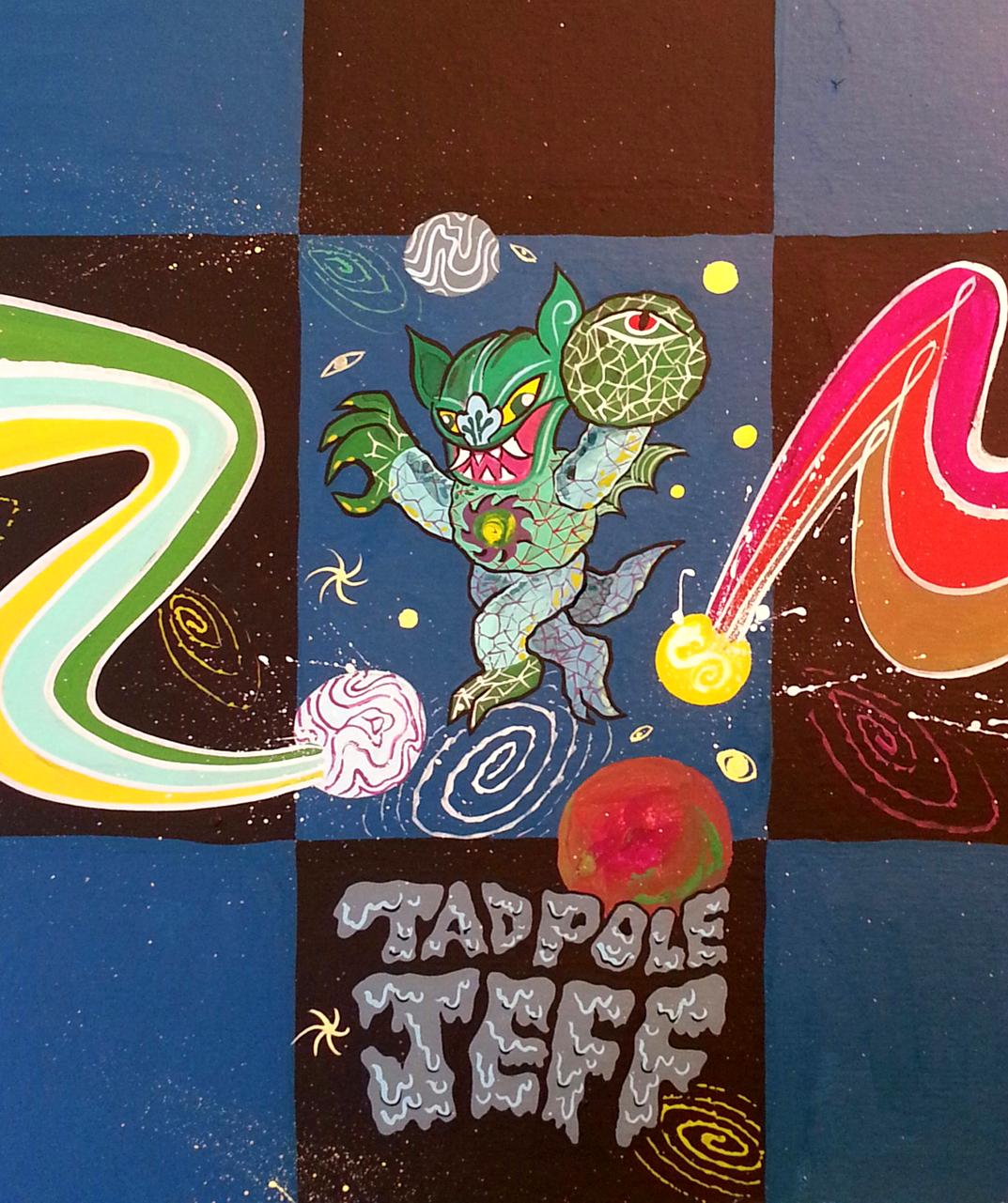 tadpole jeff box art WIP