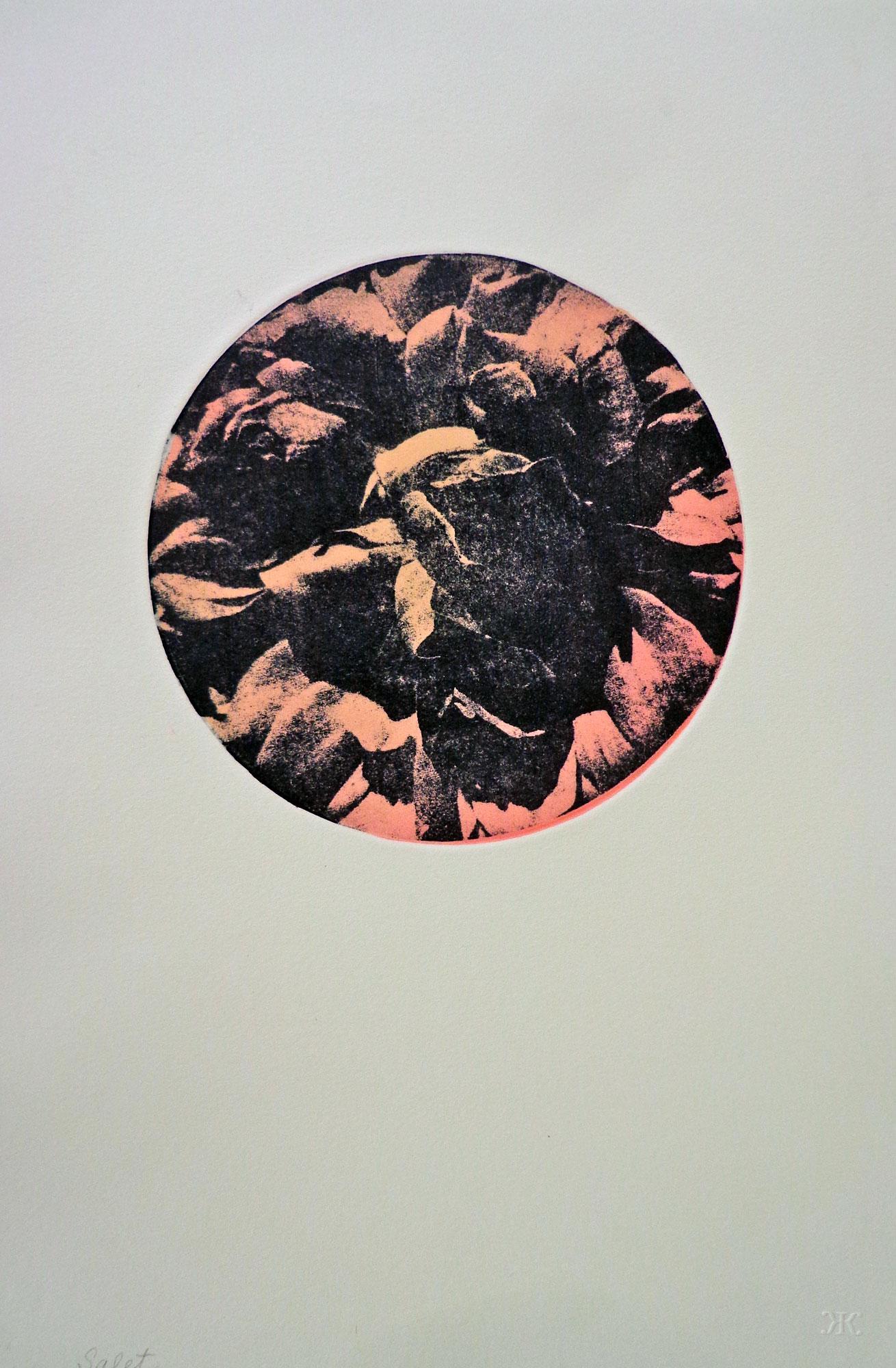Circle Rose prints