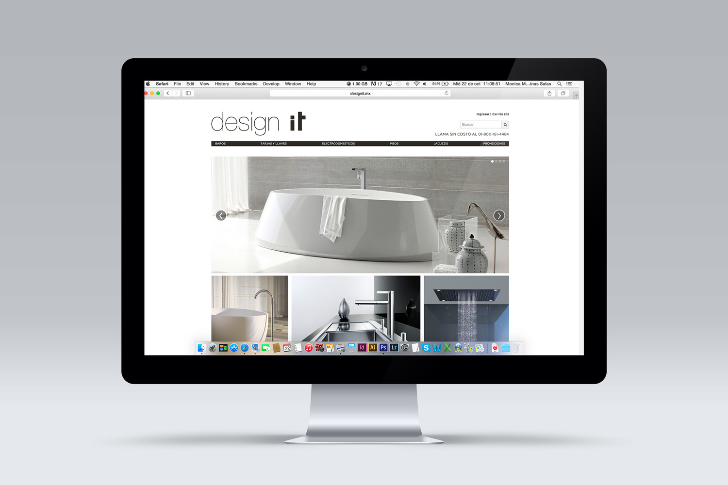 DESIGN IT  - WEB DESIGN