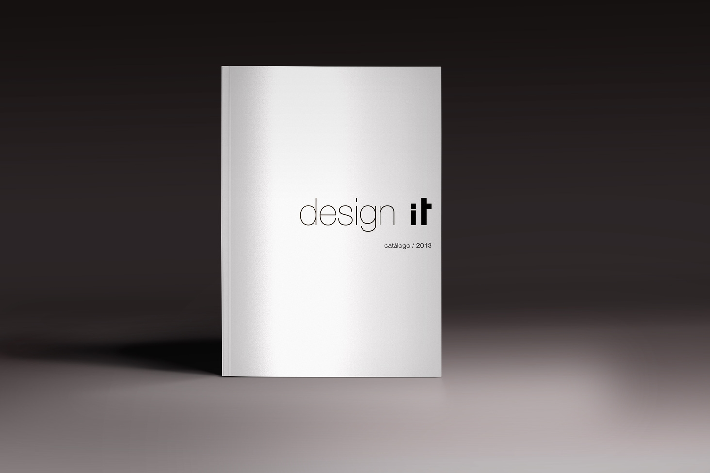 DESIGN IT  - PRODUCT CATALOGUE