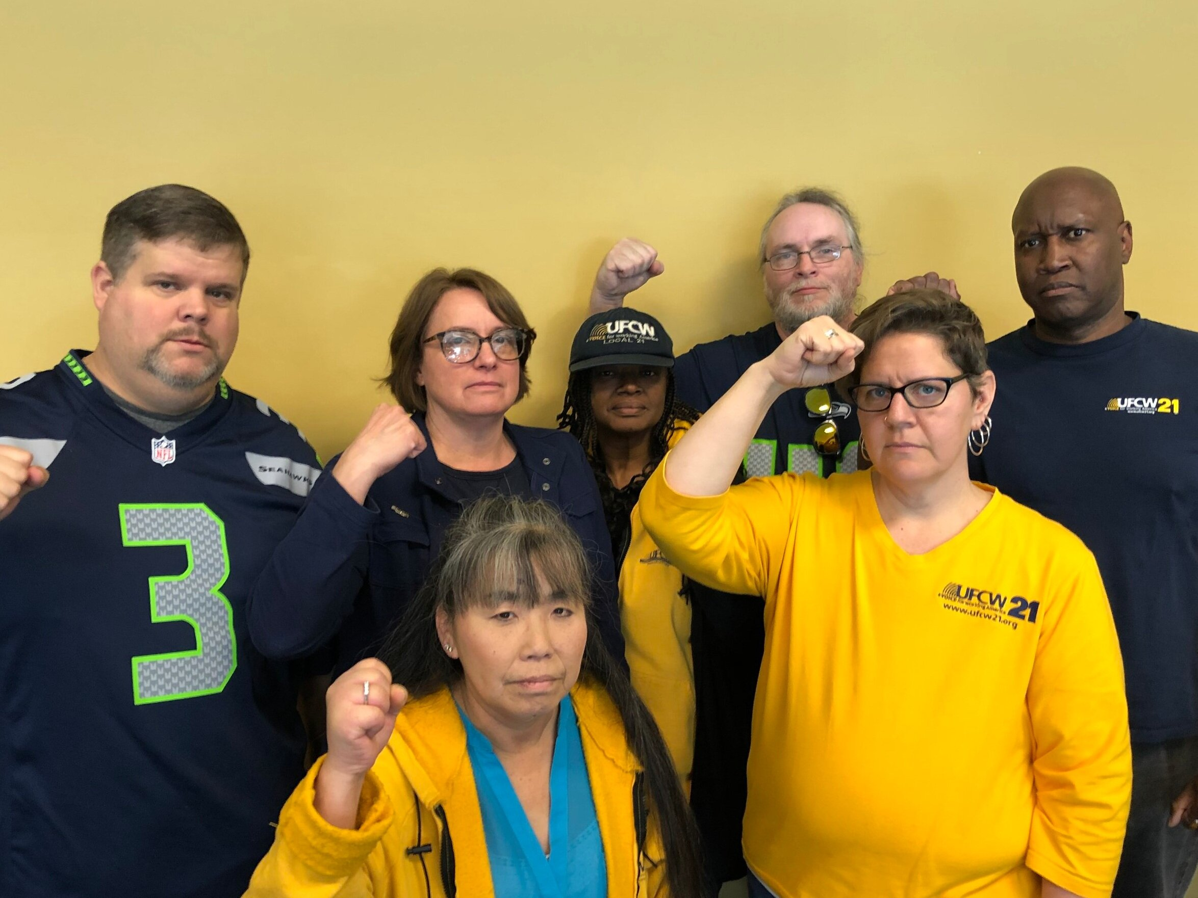 Grocery Store Bargaining Team