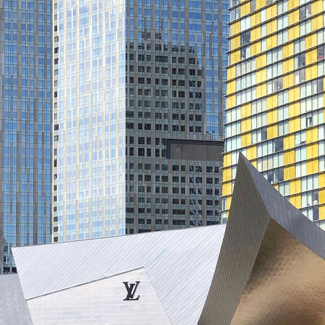 Real Jahn and Libeskind #colorindex #lasvegas