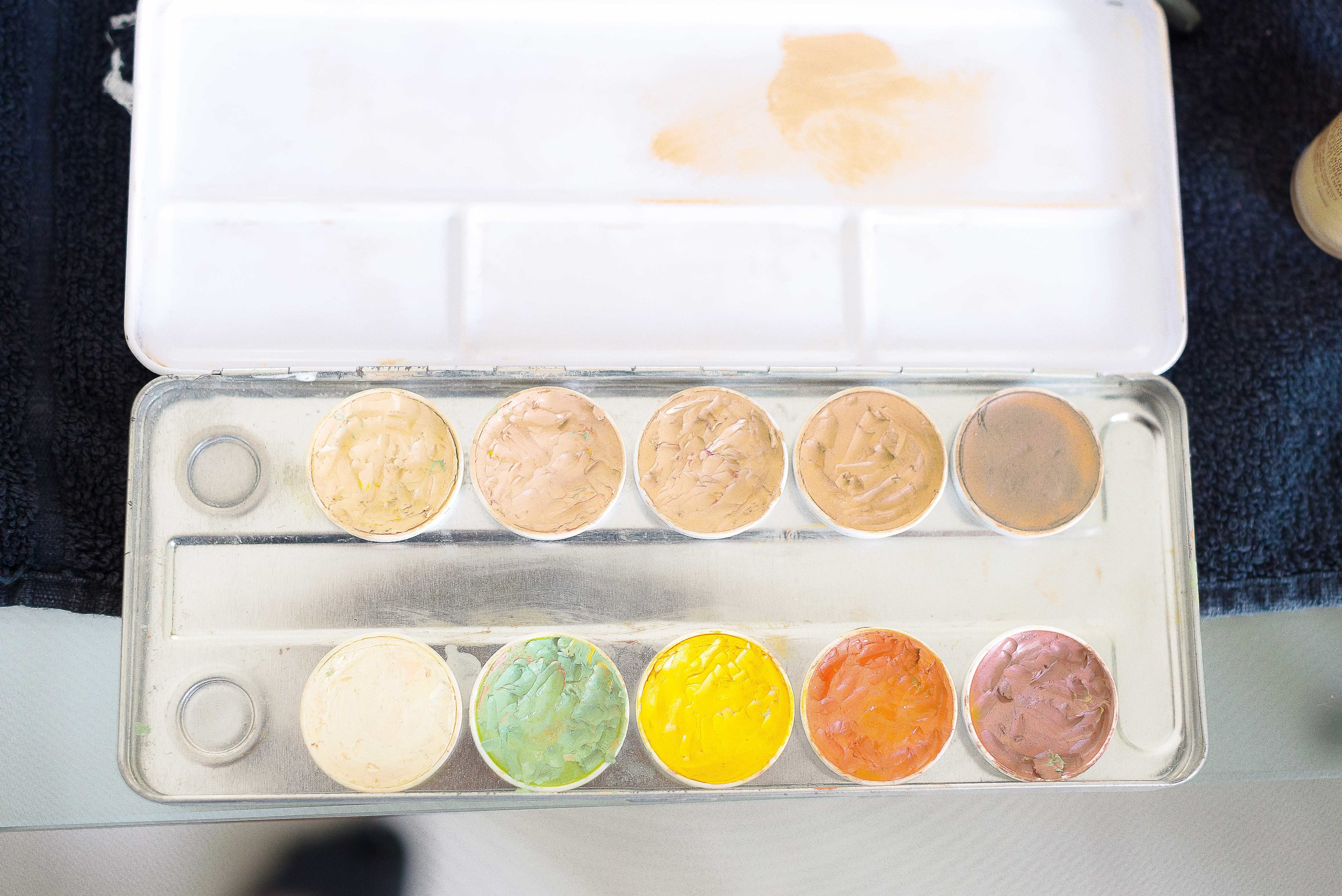 Maquiagem Profissional para Homens e Mulheres