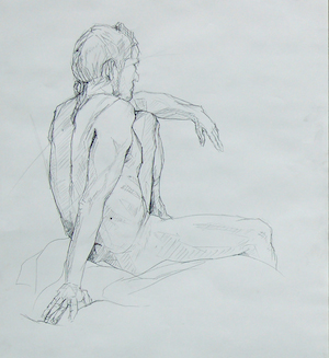 RHA School 2011 - Life Drawing 2