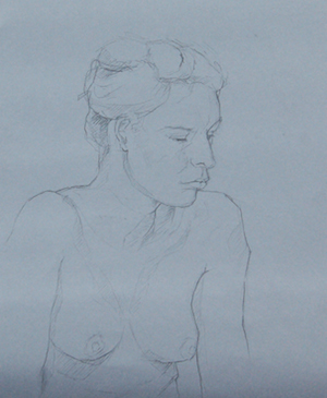RHA School 2011 - Life Drawing 4