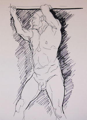 RHA School 2011 - Life Drawing 5