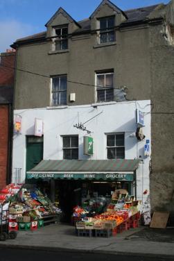 Kelly's shop, Main St. Chapelizod