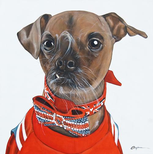 Mugly (Winner, World's Ugliest Dog)