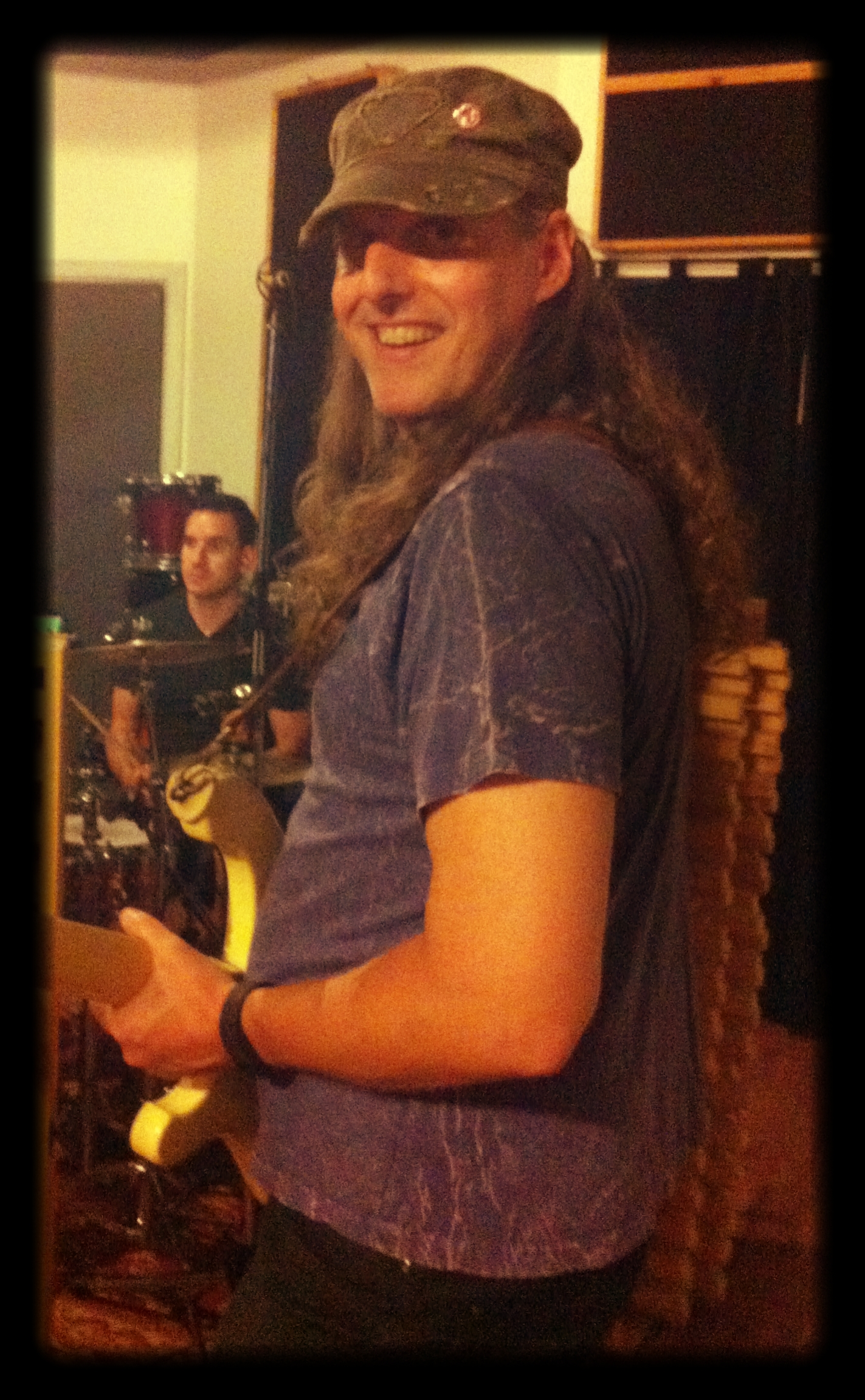 My_cousin_and_bass_player_Chris_Hopkins