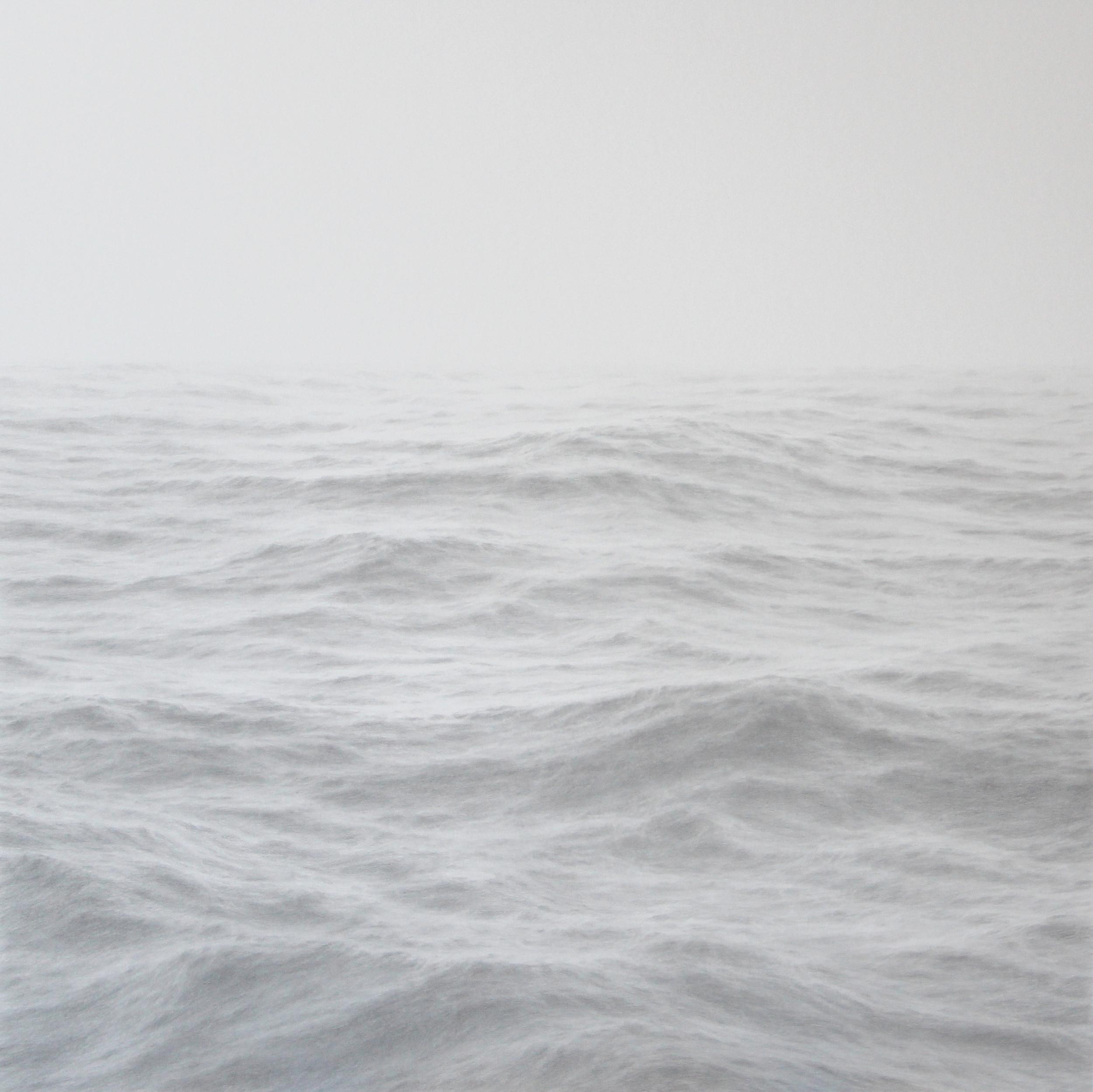 """Open Ocean 28, 32""""x32"""""""