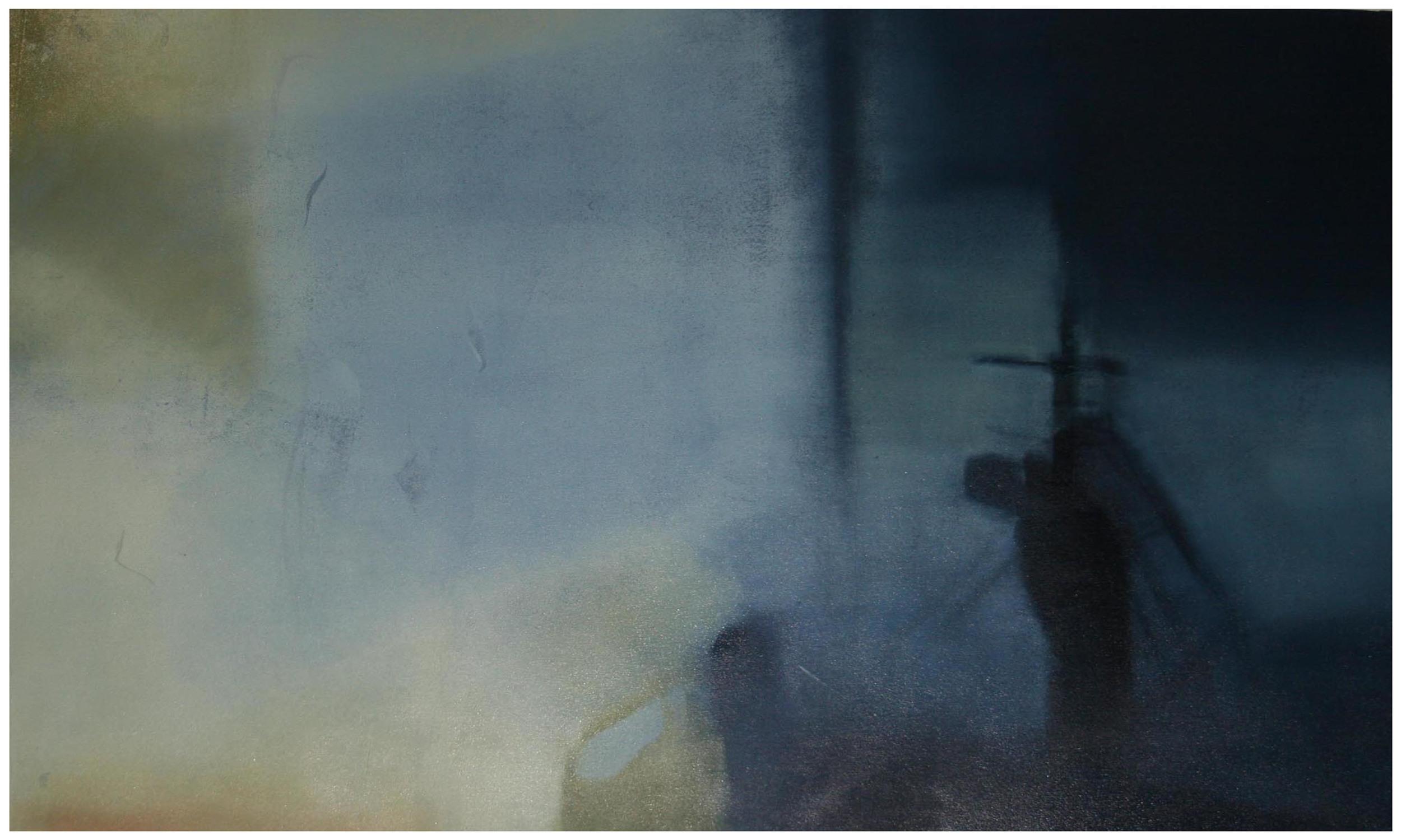 Nightflight  Monoprint 61cm x 81cm