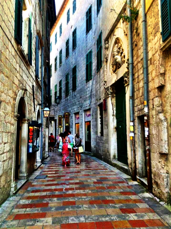 The Streets of Kotor