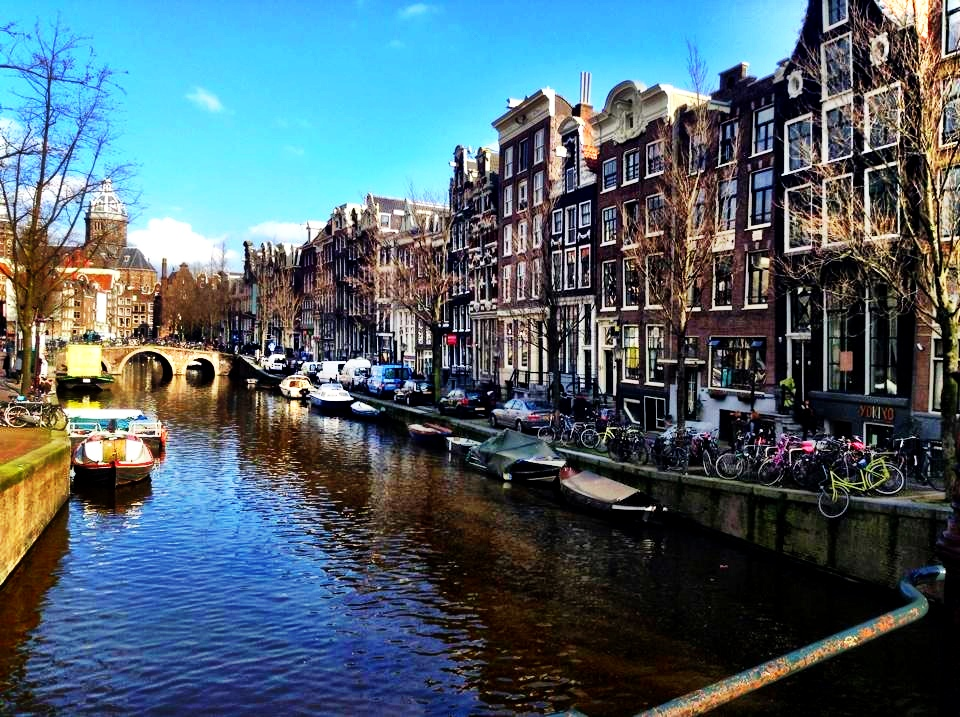 The Picturesque Canals