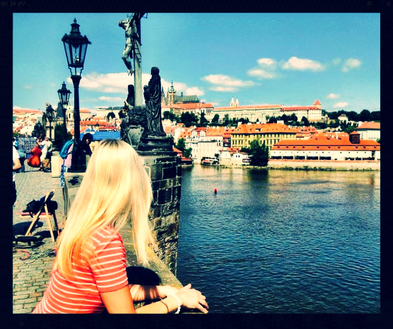 The Charles Bridge- Prague, Czech Republic