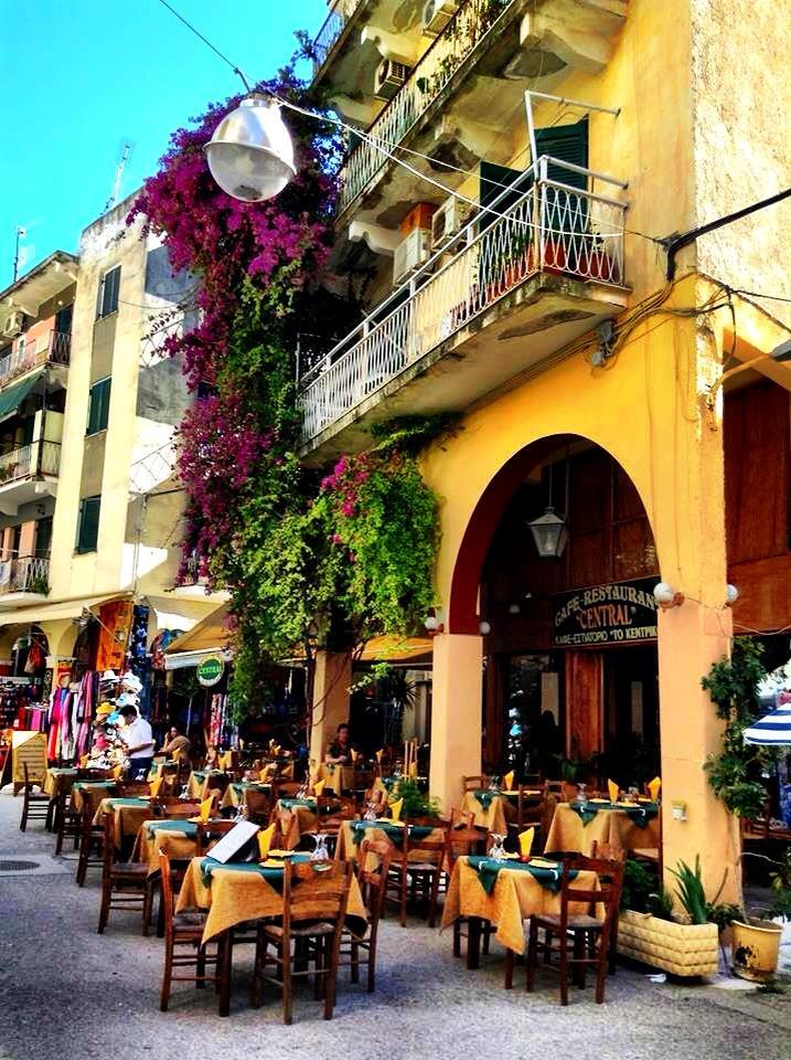 Corfu & Argostoli, Greece