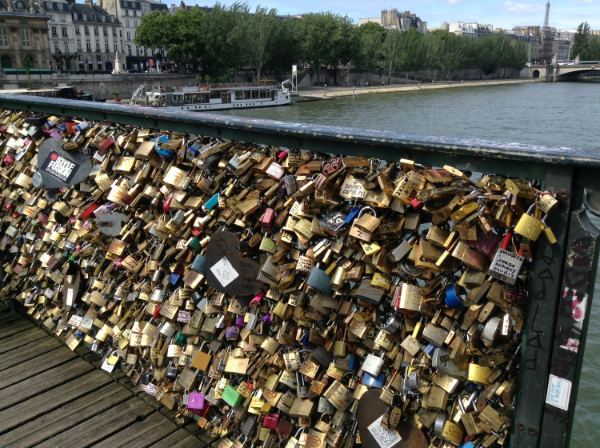 Lovers Bridge