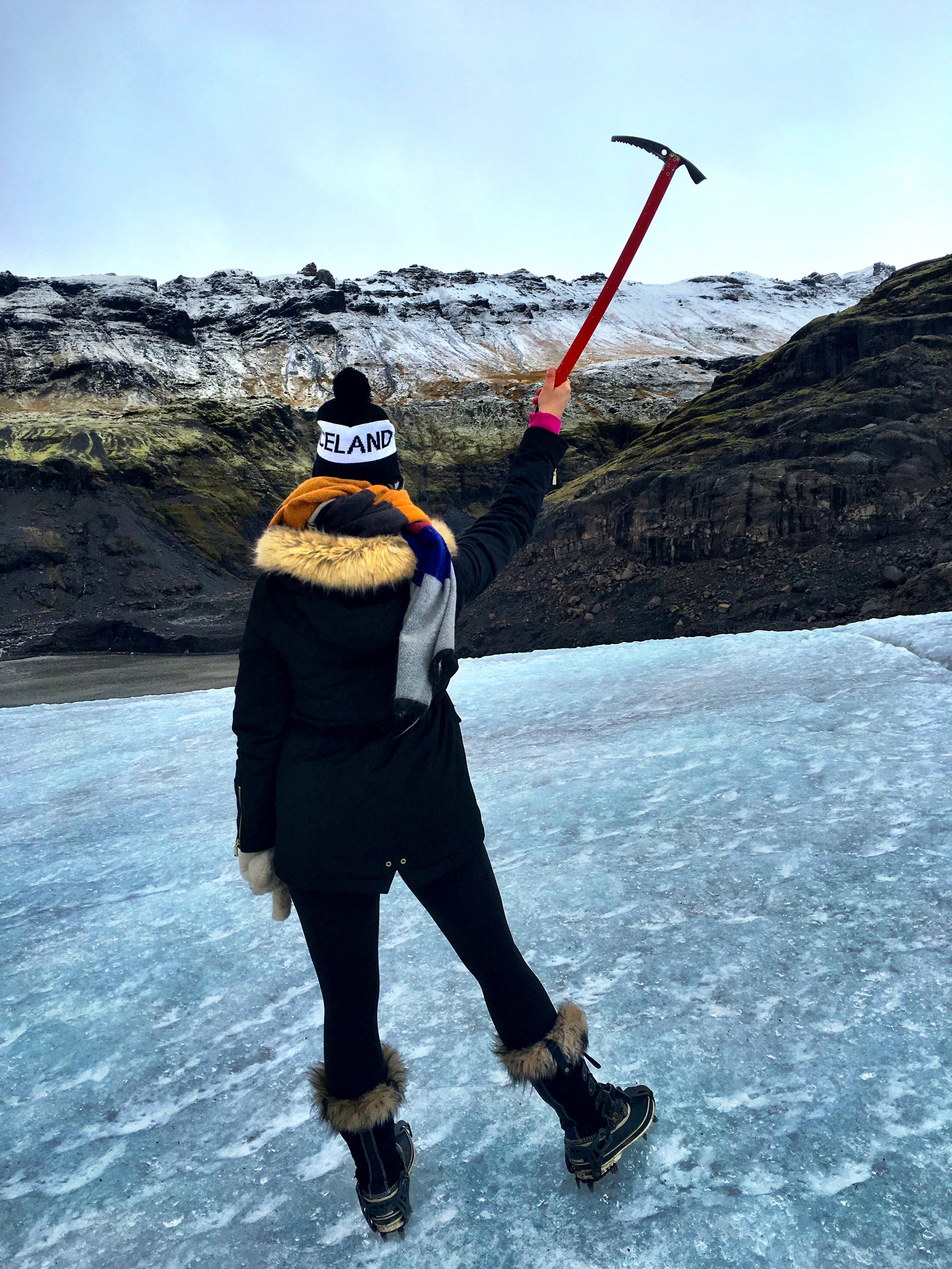 """Glacier hike by """"Iceland Mountain Guides"""" Once in a lifetime experience, that is a MUST!"""