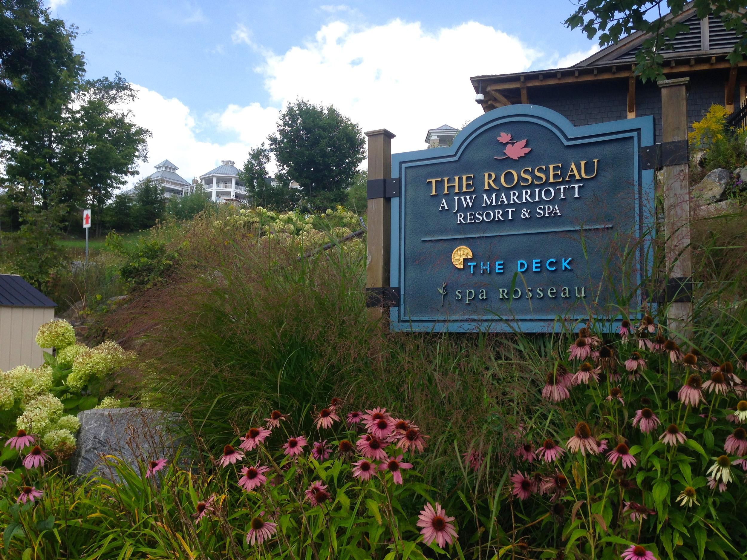 The Rosseau