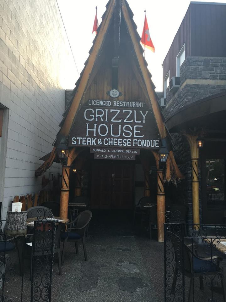 Delish Dinner at Grizzly House