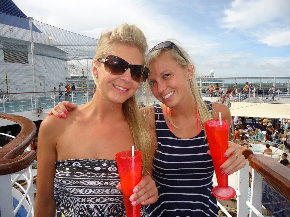 Bahamas Cruise with the girls