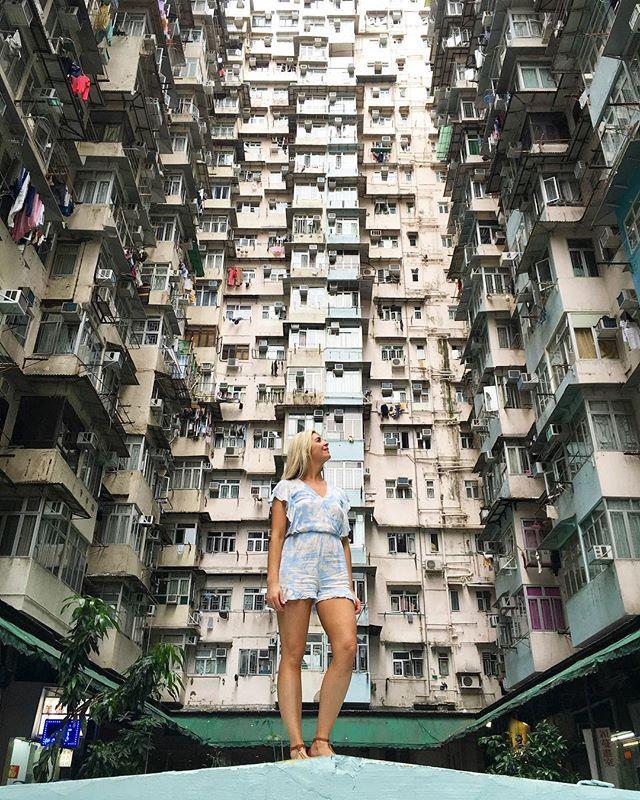 Hong Kong views 🇭🇰 #montanemansion #hongkong #hk #travelbug