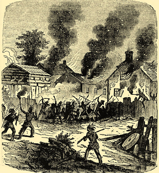The Siege of Brookfield.