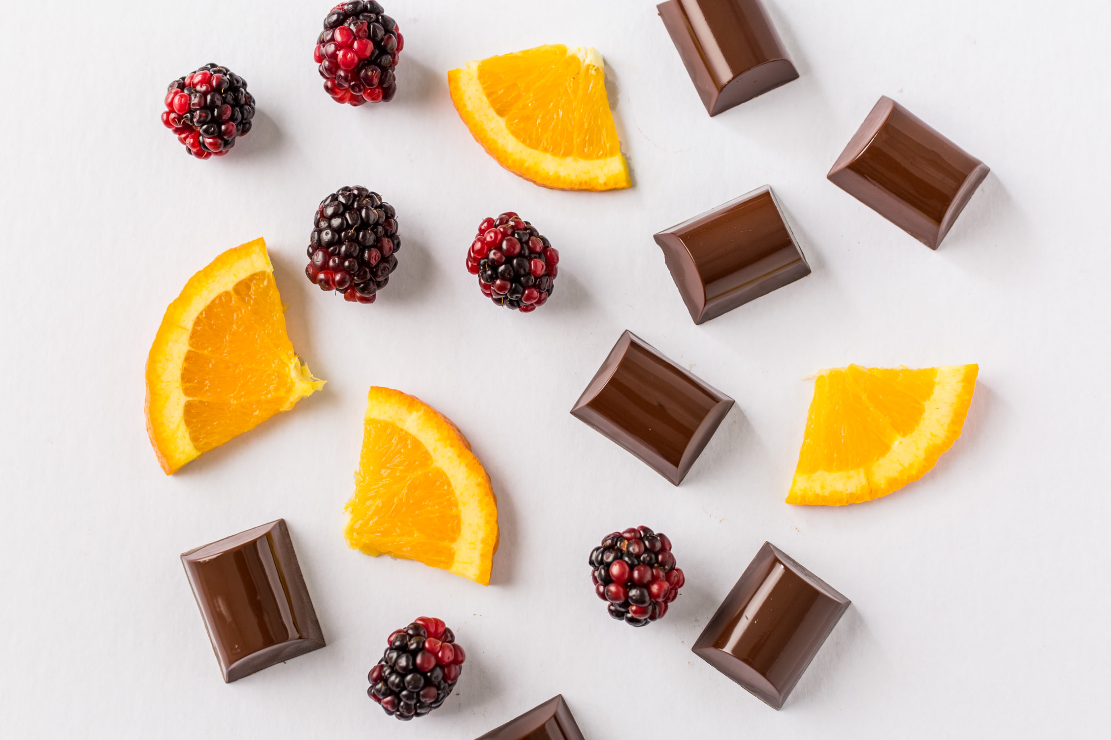 Fruits & Chocolate
