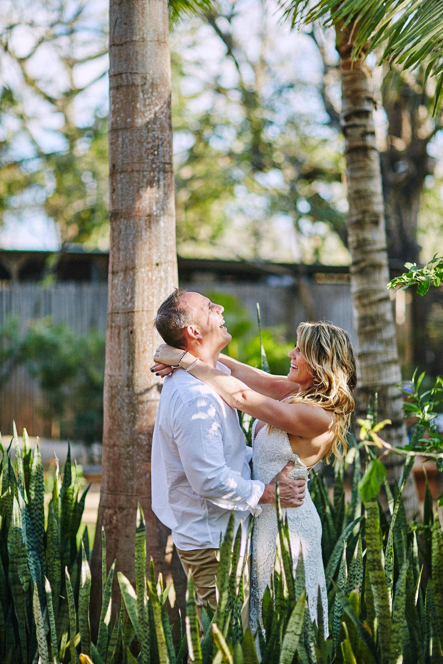 Playa Avellanas Wedding Elopement Costa Rica
